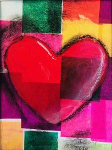 Yassy art - heart