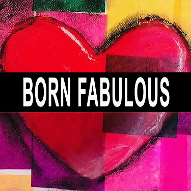 born fabulous logo